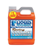 LIQUID PERFORMANCE LP COOLANT RACING 1/2 GAL ORA 16