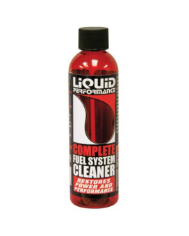 Liquid Performance Racing Complete Fuel System Cleaner - 4oz 0767