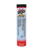 Liquid Wrench GR016 Extreme Pressure Red Grease - 14 oz.