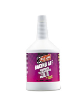Red Line 30304 Racing Automatic Transmission Fluid (ATF) -  1 Quart, (Pack of 12)
