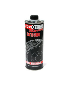 Stoptech STR 600 Brake Fluid 500ml (Sold Individually)