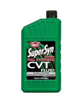 SuperSyn Synthetic CVT Transmission Fluid (Quart)