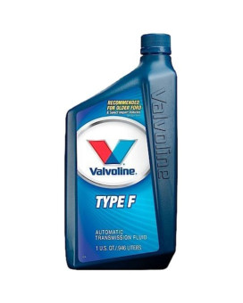 Valvoline (VV341-6PK) Type-F Automatic Transmission Fluid - 1 Quart, (Case of 6)