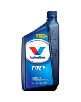 Valvoline VV341 Automatic Transmission Fluid Type F - 1 Quart
