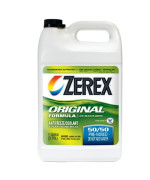 Zerex ZXRU1-6PK Original Green Ready-to-Use Antifreeze/Coolant - 1 Gallon, (Case of 6)