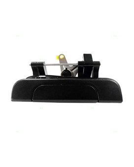 Tailgate Liftgate Handle Replacement for Toyota Pickup Truck 6909035010