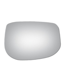 2009 - 2011 HONDA FIT Convex Passenger Side Replacement Mirror Glass