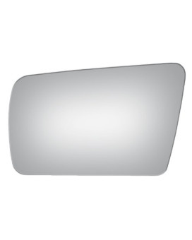 Flat Driver Left Side Replacement Mirror Glass for 1998-1999 Mercedes Benz E430