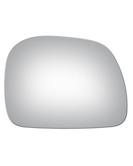 1999 - 2012 FORD F-350 SUPER DUTY Flat Passenger Side Mirror Replacement Glass