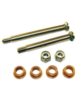 USA-Made Front Door Hinge Repair / Rebuild Kit for Listed Ford Models / F100 F150 F250 F350 Bronco Bronco II Thunderbird Cougar