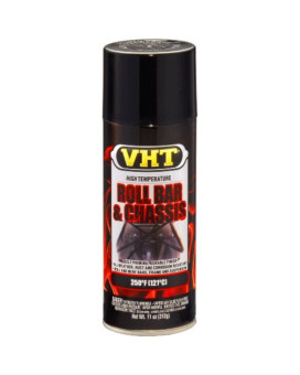 VHT SP670 Gloss Black Roll Bar and Chassis Paint Can - 11 oz.