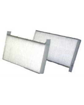 Wix 24855 Cabin Air Filter for select  Nissan Quest models, Pack of 1
