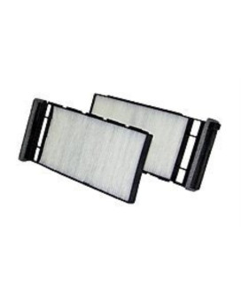 Wix 24863 Cabin Air Filter for select  Cadillac/Infiniti/Nissan models, Pack of 1