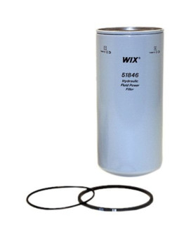 Wix 51846 Spin-On Hydraulic Filter, Pack of 1