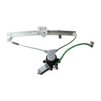 07-08 Hd Fit Power Window Regulator with Motor Front Left Driver