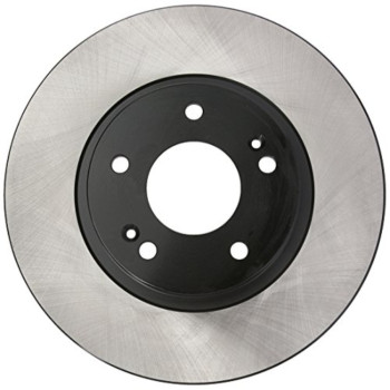 Centric Parts 120.51013 Premium Brake Rotor with E-Coating