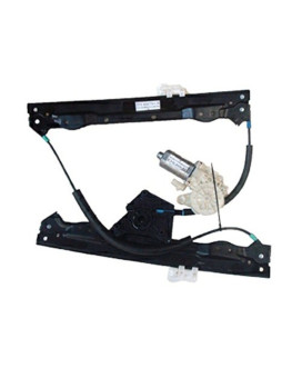 TYC 660481 Right Front Replacement Window Regulator