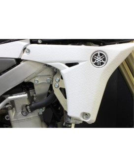 Works Connection Radiator Brace Aluminum for Yamaha YZ450F 10-11