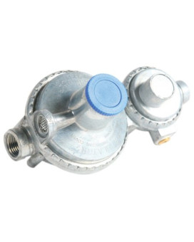 Camco 59313 Vertical Two Stage Propane Regulator
