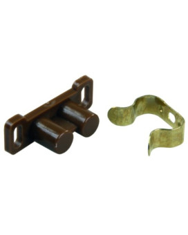 JR Products 70205 Barrel Catch with Metal Clip