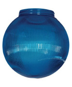 Polymer Products (3212-51630) Blue Replacement Globe for String Lights
