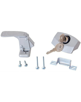 RV Designer E311 Door Latch with Lock