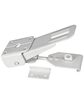 RV Designer E316 White Folding Camper Lid Latch