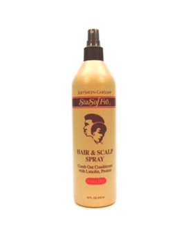 Sta-Sof-Fro Hair & Scalp Spray 16oz X-Dry (3 Pack)