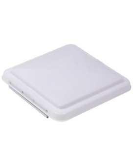 Ventmate 61255 White Boxed Low Profile Replacement Vent Lid