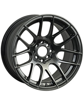 XXR 530 18 Hyperblack Wheel / Rim 5x100 & 5x4.5 with a 20mm Offset and a 73.1 Hub Bore. Partnumber 53088542N