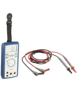 BK Precision 2709B Auto-Ranging, True RMS Digital Multimeter, 10 Amp, 750VAC, 1000VDC, 66 Megaohms, 66 Millifarads, 66 MHz