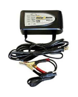 Schauer Charge Master CM6A Automatic Charger Desulfator: 12 Volt, 2/4/6 Amp