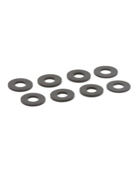 Daystar KU71074BK Black D-Ring/Shackle Washer, (Set of 8)