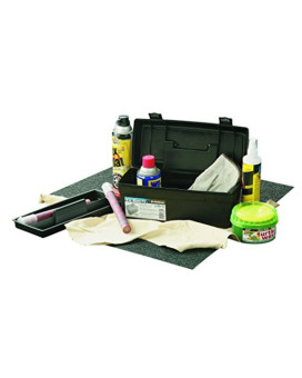 Flambeau 6598HB Lil Brute Tool Box with Tray, 13-Inch