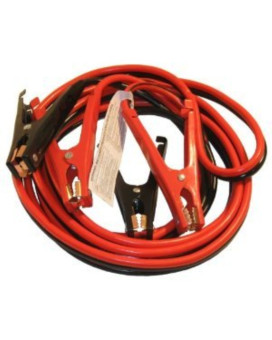 iMBAPrice Jump Starter Cable - 12 Feet Extra Long Heavy Duty 10 Gauge Copper Clad Aluminum Jumper Cable with Travel Case