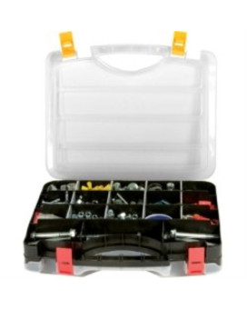 Performance Tool W5188 Double Sided Plastic Organizer