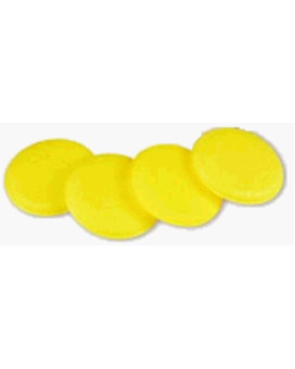 Pinnacle Foam Wax Applicator Pkg. of 24 Bulk