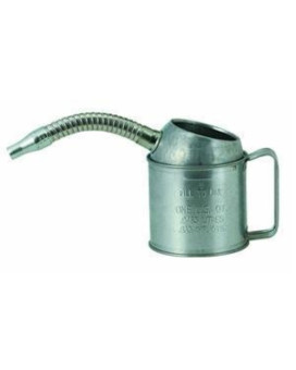 Stant 75-442 2-Quart Galvanized Measuring Canwith Flexible spout