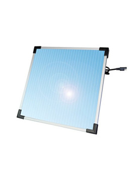 Sunforce 50107 7W Solar Battery Trickle Charger