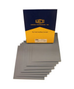 "Uneeda M-101850 991A 9"" x 11"" 400 Grit Silicon Carbide Waterproof Paper Wet and Dry Sheet, (Pack of 50)"