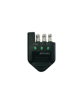 Unified Marine 50080304 Trailer 4-Way Circuit Tester