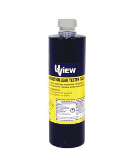 UVIEW 560500 Replacement Combustion Leak Tester Fluid
