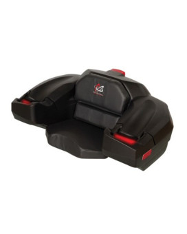 Wes Deluxe Storage Box And Seat Black