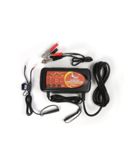 WirthCo 20085 Battery Doctor 12V 2/4/8 Amp Smart Battery Charger/Maintainer