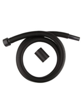 WORKSHOP Wet/Dry Vacs WS12520A 1-1/4-Inch x 6-Feet Friction Fit Hose for Wet Dry Shop Vacuum