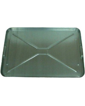 S&K Products 700 Galvanized Drip Pan (17-1/2)