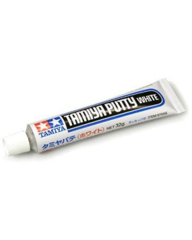 White Tamiya Putty, 32grm