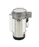Stebel 11690039 - Nautilus Compact Mini Air Horn Chrome