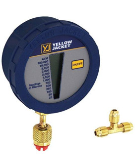 Yellow Jacket 69080 Digital LCD Vacuum Gauge
