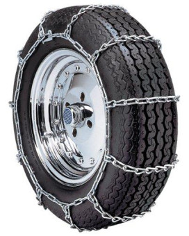 Security Chain Company Qg1126 Quik Grip Type Pl Passenger Vehicle Tire Traction Chain - Set Of 2